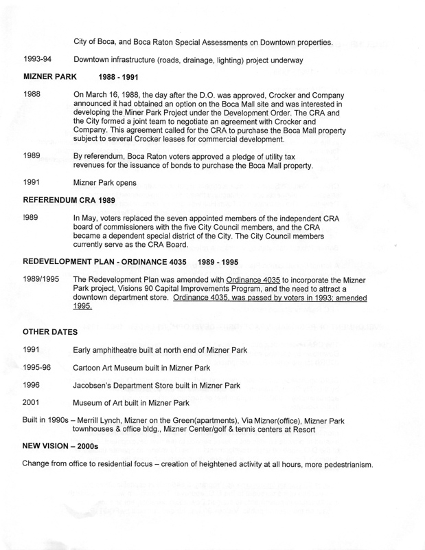 Historical Society Handout page 2