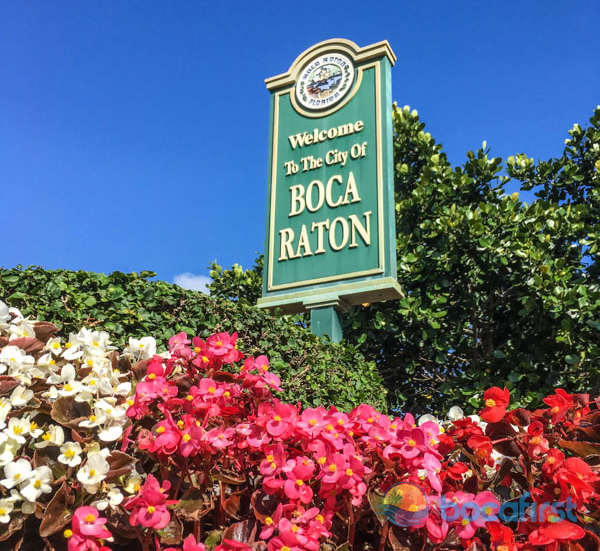 Welcome to Boca