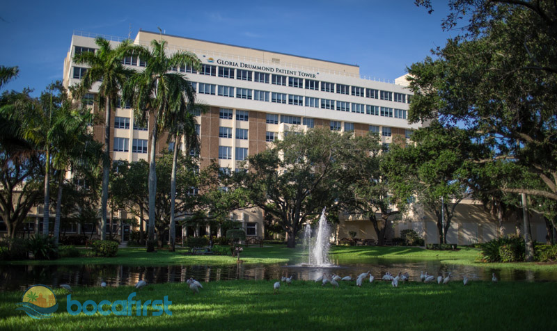 Gloria Dummond Tower at Boca Raton Regional Hospital