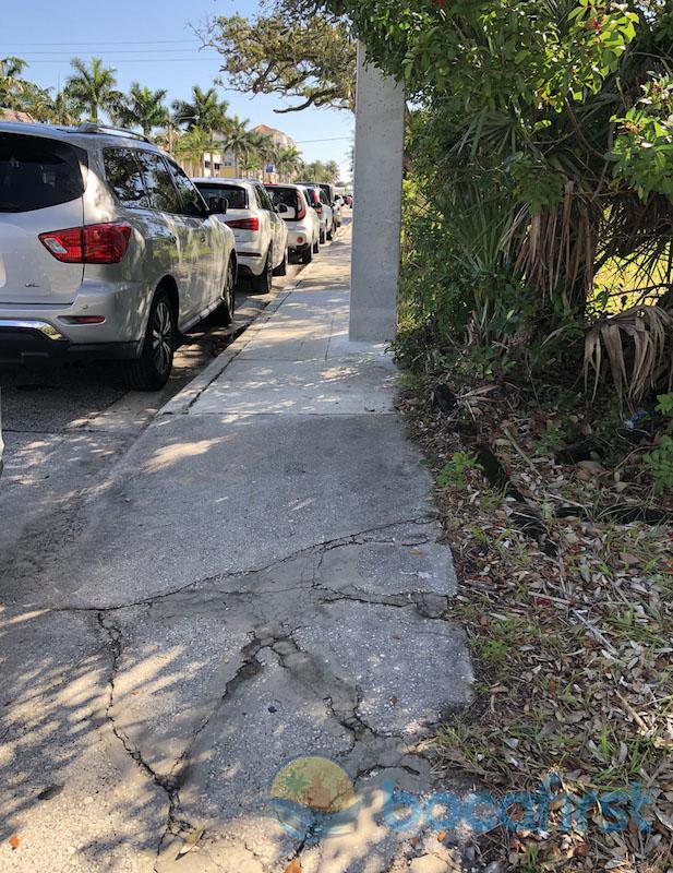 EPR - sidewalk stroll