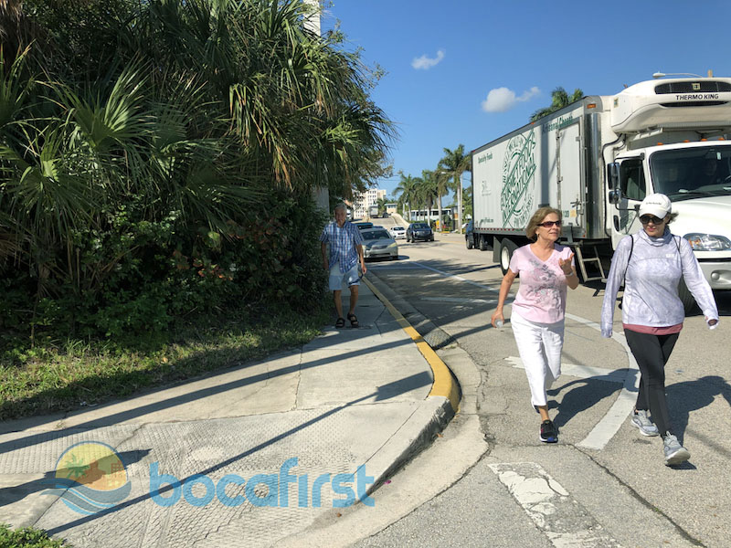 EPR - walking in the street