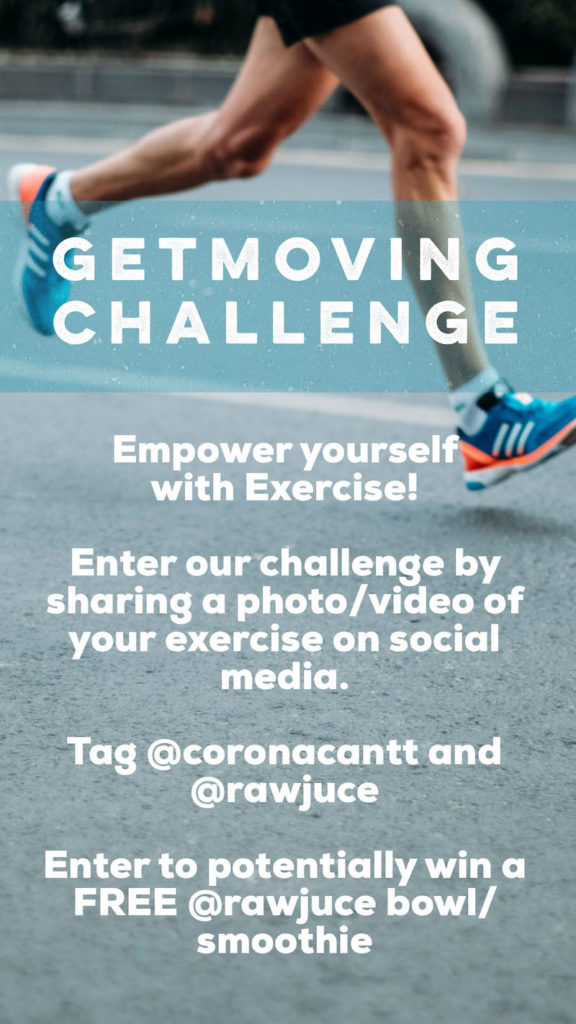 get moving challenge