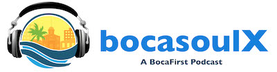 bocasoulX podcast logo