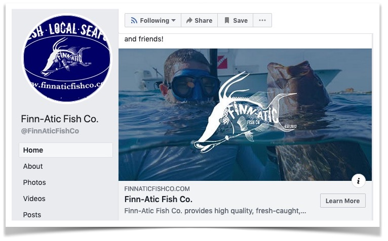 @Finnaticfishco on Facebook