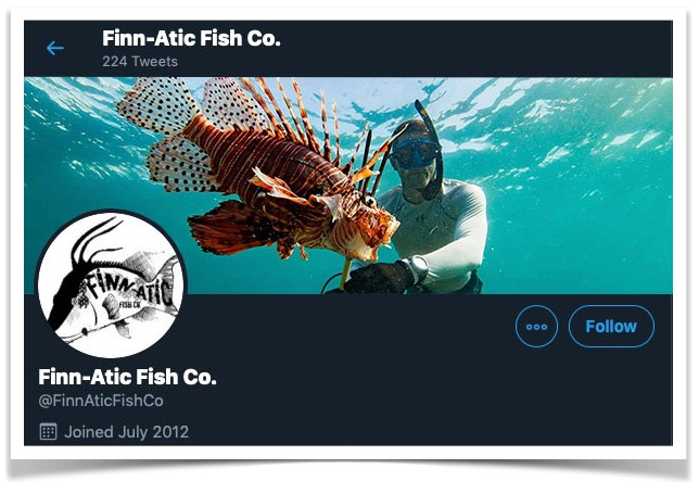 @finnaticfishco on Twitter
