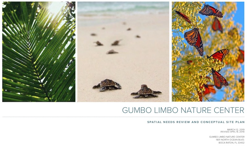 Gumbo Limbo master plan